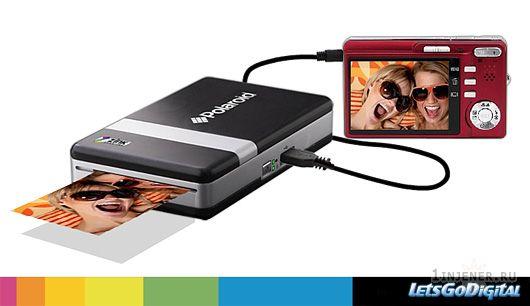 Мобильный принтер Polaroid