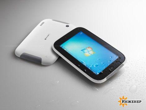 Водонепроницаемый планшет LuvPad WM701