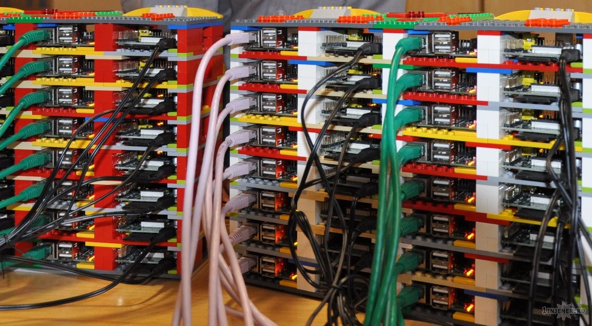 rКомпьютер Raspberry (Малина) за 35 долларов стойка