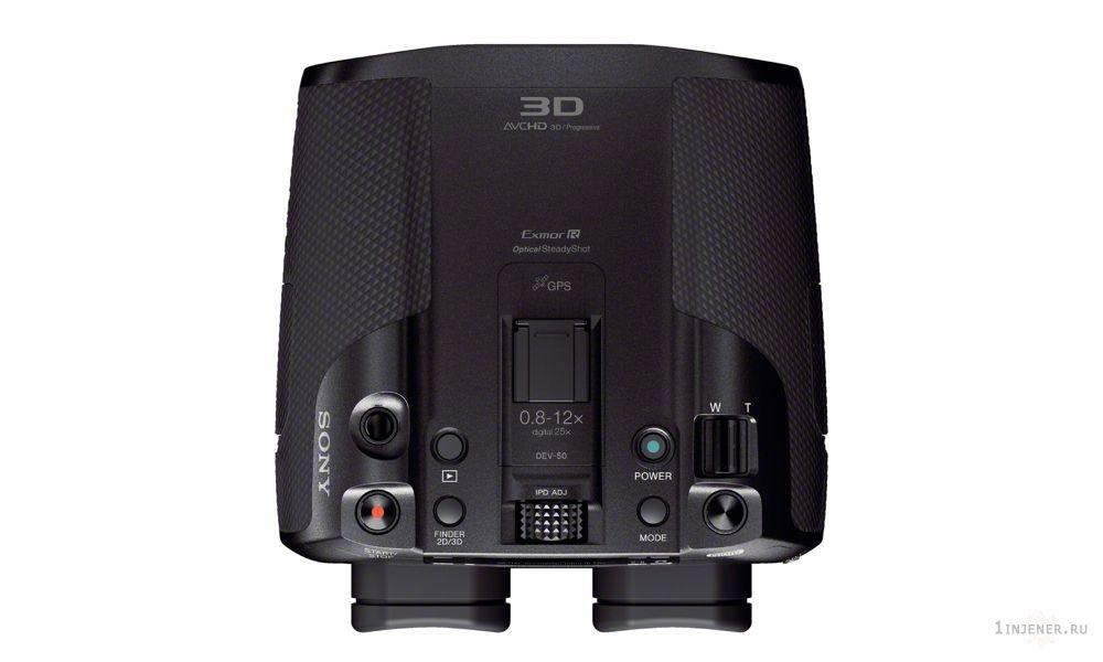 Цифровой 3D бинокль Sony DEV-50V