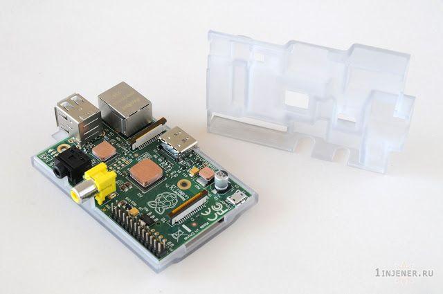 Sweetbox корпус для Raspberry Pi