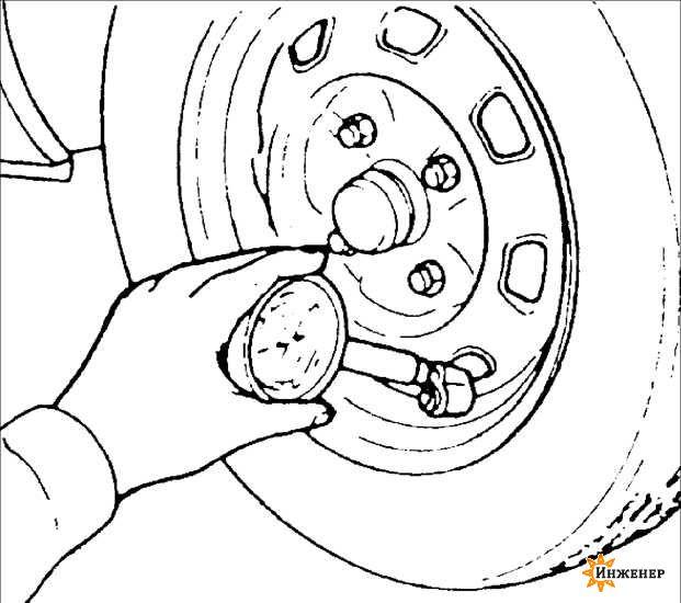 Давление в шине (56.14 Kb)
