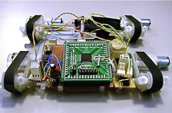 Робот стенолаз