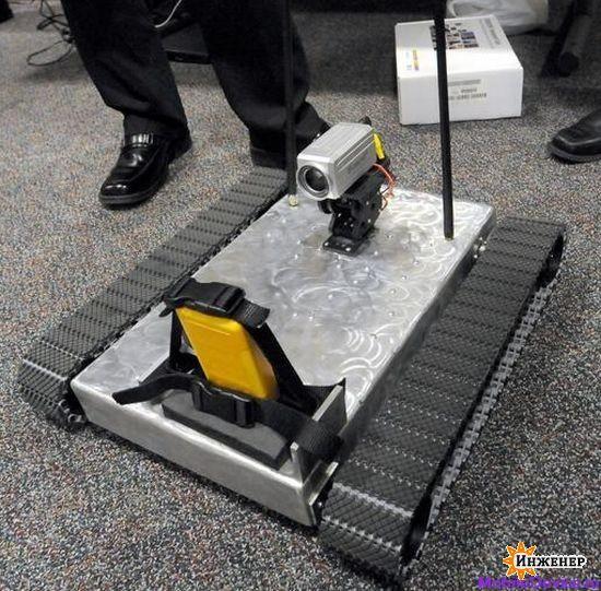 Беспроводной робот