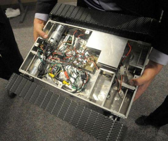 робот беспроводной