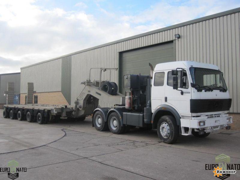 мошные грузовики