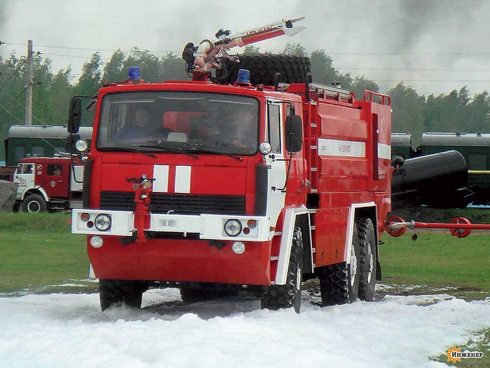 Пожарная машина картинки