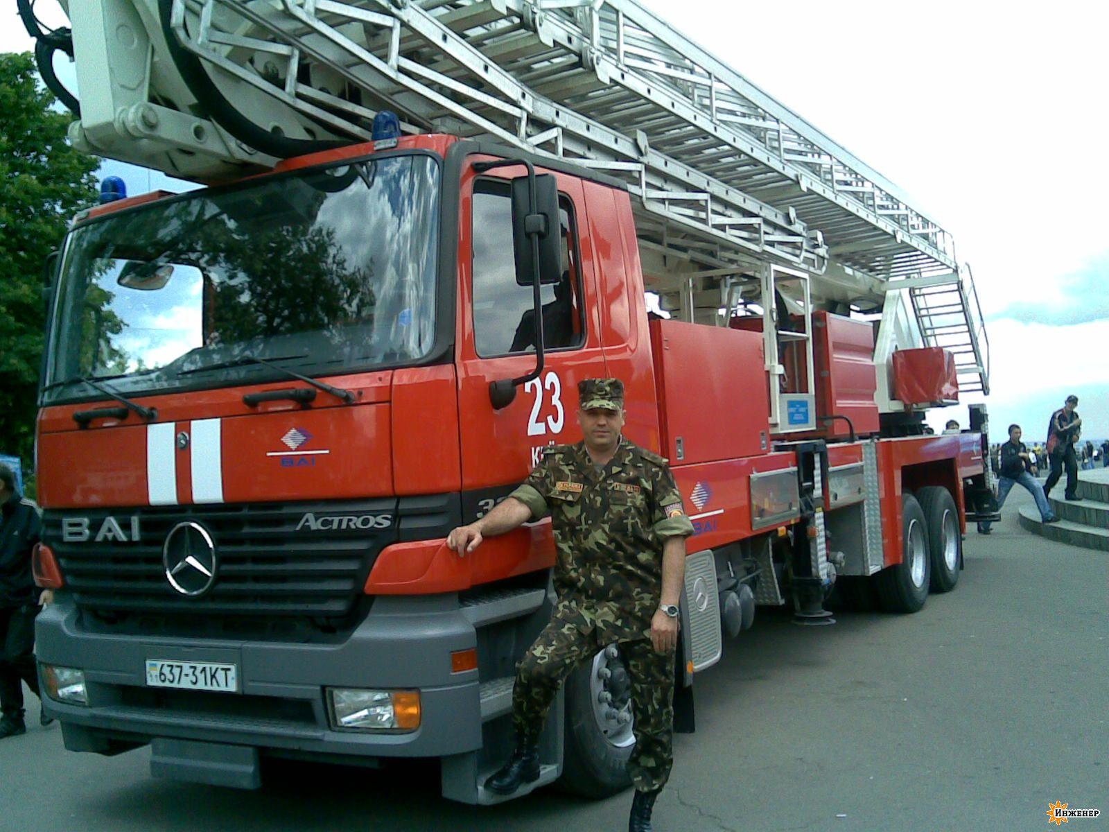 Пожарная машина(268.68 Kb)