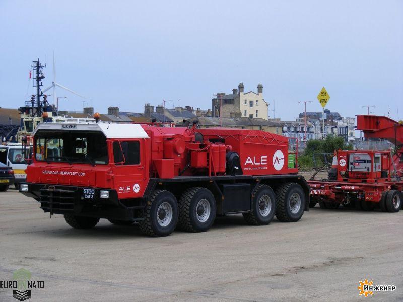грузовые тракторы