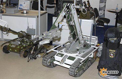 наземный робот