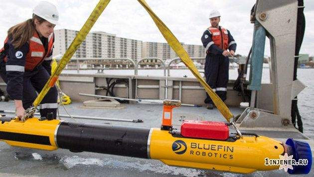 Подводный робот Блюефин 21