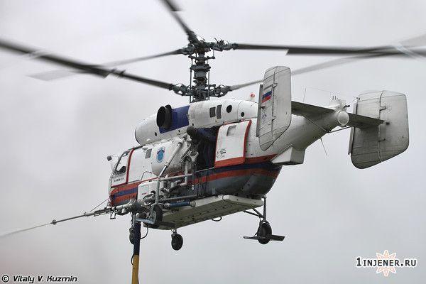 водомет КА-32