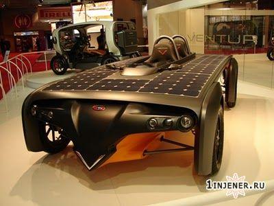 электро спорт кар под навесом