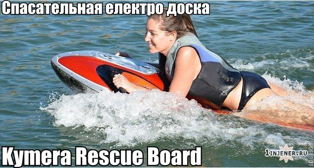 Kymera Rescue Board