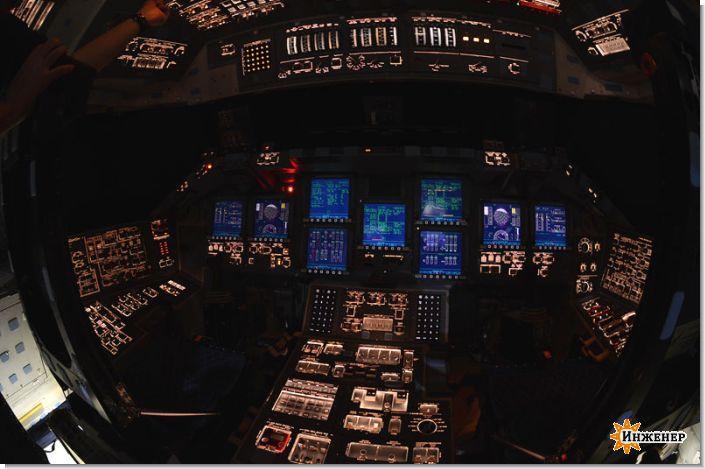 космический корабль, космос, ракета (53.83 Kb)